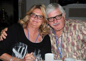 Joe Topinka & wife