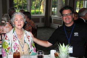 John De Trana & mother
