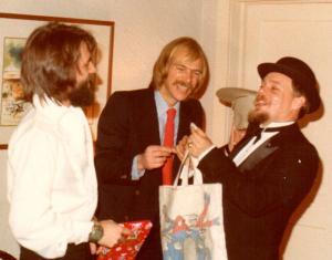 Erickson, Lang, Bulyk XMAS 1977 7