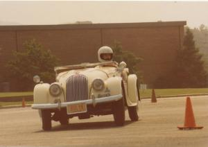 MOG 9 Spider at the Blue Bell